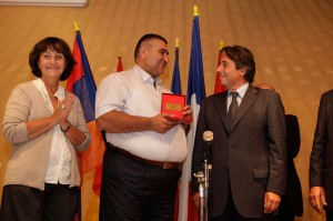 Rencontre armenienne