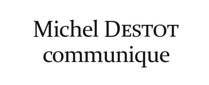 MichelDESTOTcommunique