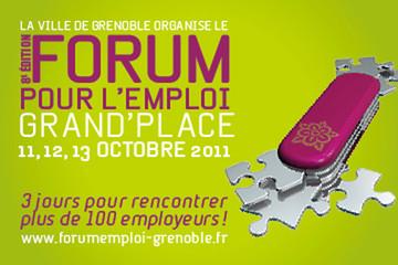 19eme rencontres pour l'emploi - m. forum