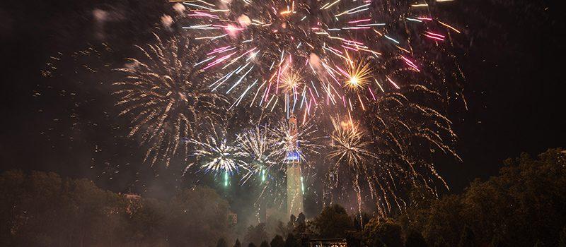 Très beau succès populaire des festivités du 14 juillet