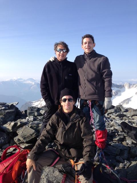 Ascension du Dôme de Chasseforêt dans la Vanoise