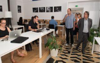 L'espace Cowork, incubateur d'innovation