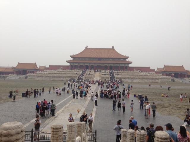 Première journée à Pékin dans le cadre de la mission Chine de l'Assemblée nationale