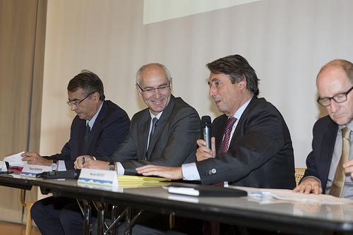 Grenoble a accueilli la conférence sur la Stratégie de l'Union européenne pour la région alpine