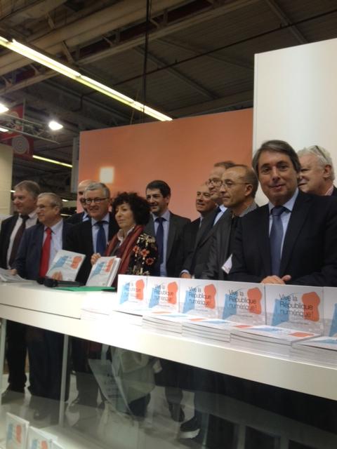 Paroles d'élus : «Vive la République numérique !»