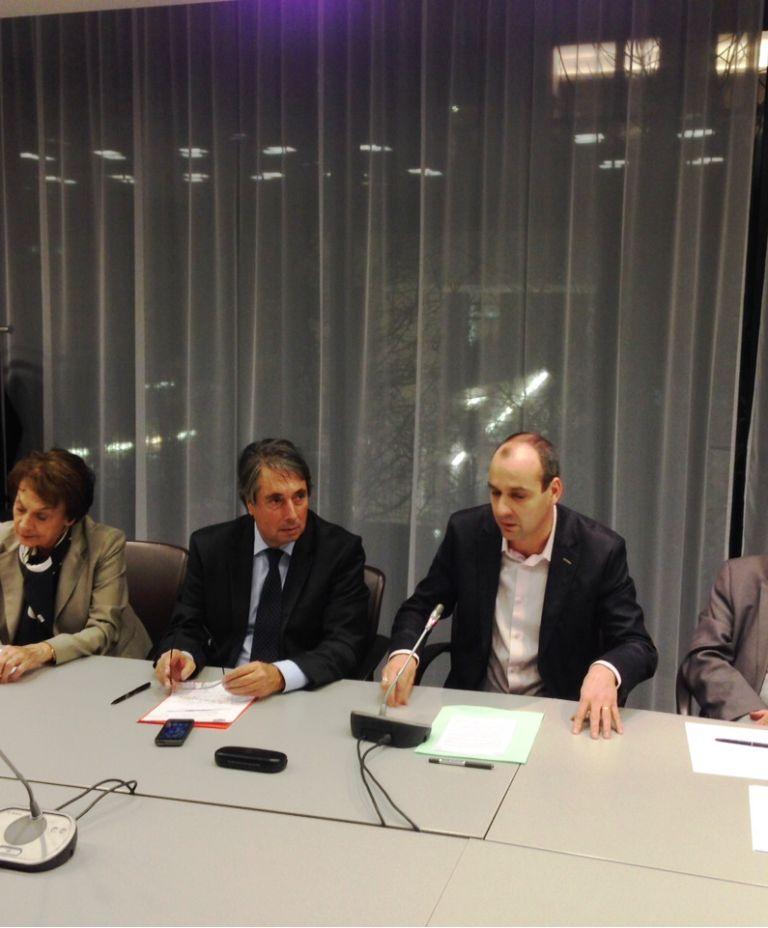Laurent Berger, Secrétaire général de la CFDT, invité d'IAG