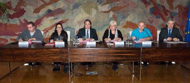 Signature du protocole d'accord d'Amélioration de la Qualité de Vie au Travail