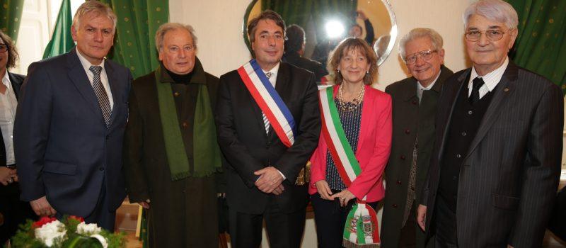 Mon interview depuis Corato sur La Radio Italienne de Grenoble