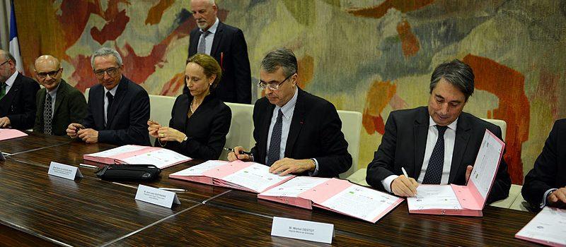 Rencontre avec Sabine Von Schorlemer, Ministre allemand du Land de Saxe