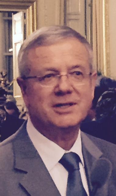 Une cérémonie a été organisée le 22 mars, à l'occasion du départ à la retraite de Gérard Vincent, Délégué Général de la FHF.