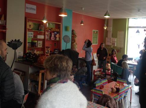 Le Café des Enfants - La Soupage