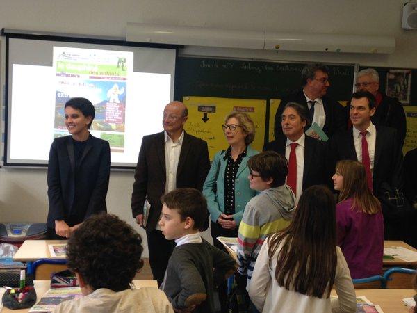 Immersion dans une leçon sur les médias à l'Ecole Bizanet
