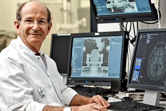 Le Professeur Benabid reçoit le Prix de l'inventeur européen 2016 !