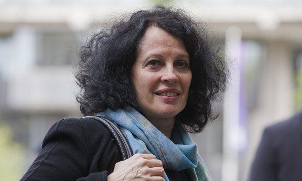 Sylvie-Agnès Bermann, ambassadeur de France au Royaume-Uni
