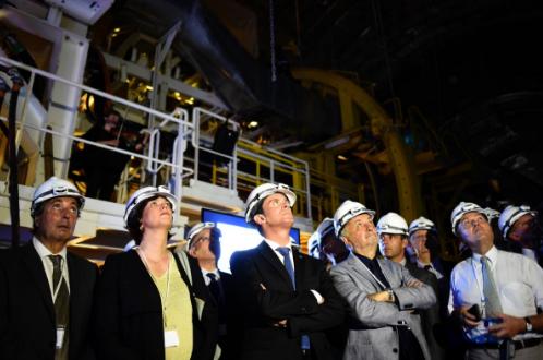 Le Premier Ministre acte la mise en œuvre et le financement du Lyon-Turin