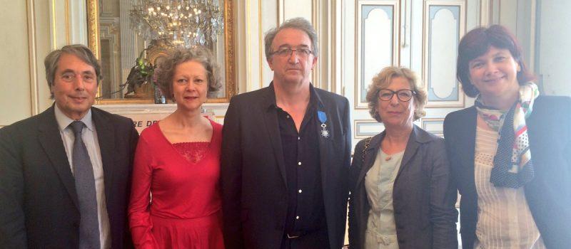 Jean-Paul Angot : un défenseur de la Culture justement récompensé