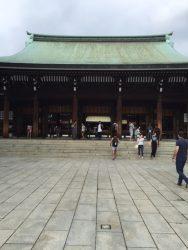 Monastère-sanctuaire Meiji-jingū