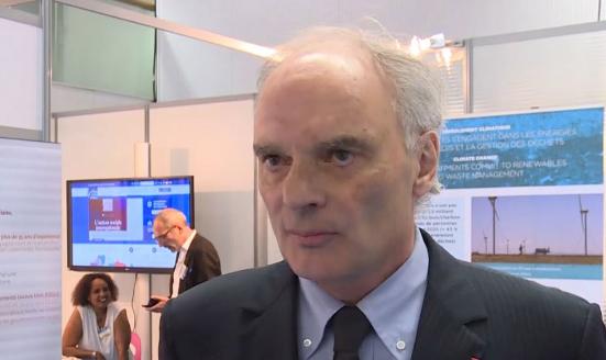 Audition de Bertrand Gallet, Directeur Général de Cités Unies France