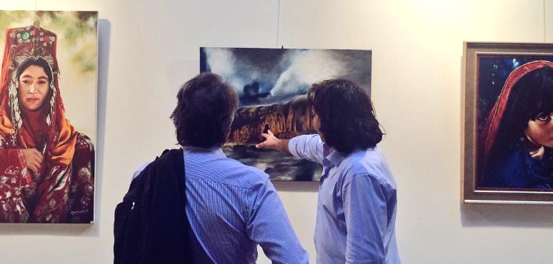 Retour sur l'exposition « Regard d'Afghanistan… »