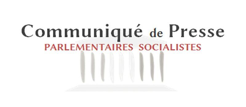Communiqué des parlementaires socialistes rhônalpins sur la liaison ferroviaire Lyon-Turin