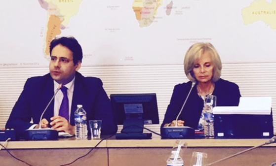 Audition du Secrétaire d'Etat Matthias Fekl sur les négociations commerciales transatlantiques