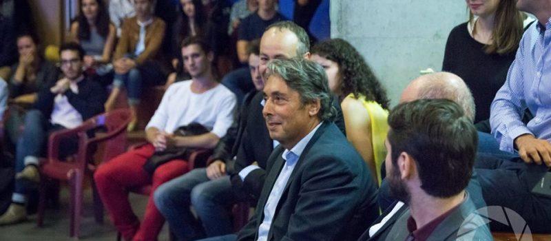 Soirée de lancement du Parlement des étudiants de Grenoble