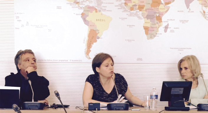 CAE : Table ronde sur la Turquie et le Moyen-Orient