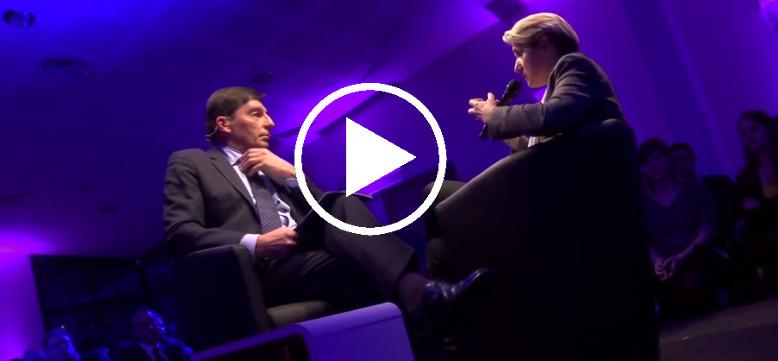 Vidéo de la rentrée économique du barreau de Grenoble « Economie et médecine, les défis du XXIème siècle »