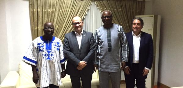Déplacement parlementaire au Burkina Faso 3/3 : la coopération historiquement étroite avec Grenoble et la France