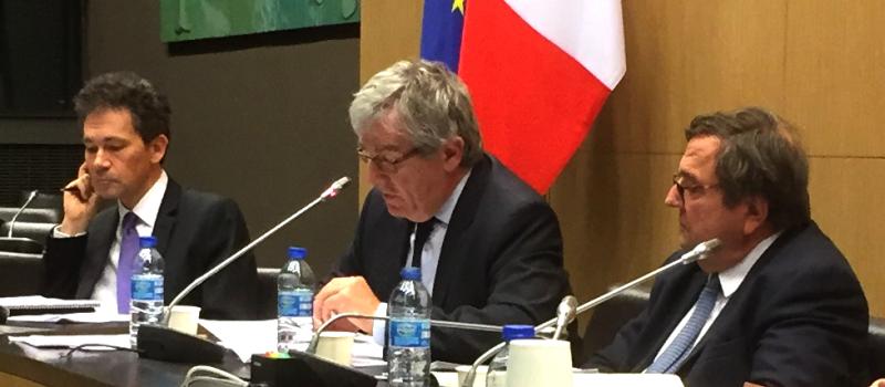 Mission de la CAE sur l'APD pour une nouvelle stratégie française, plus partenariale et contractuelle