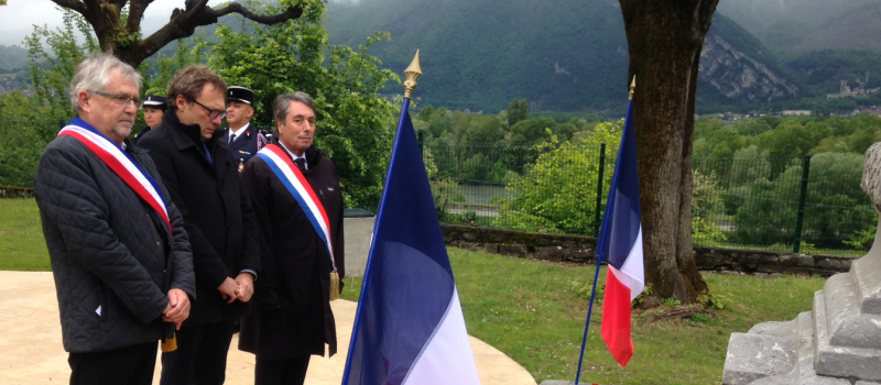 Nos communes commémorent la Victoire du 8 mai 1945