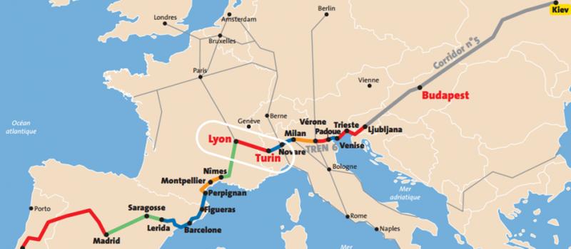 Lyon-Turin «en pause» : une décision en contradiction avec les engagements du candidat Macron
