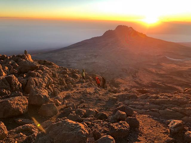 Escapade au Kilimanjaro