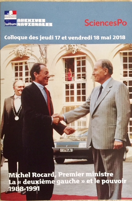 Michel Rocard nous manque