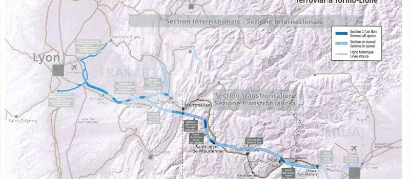 Accord sur la nouvelle ligne ferroviaire Lyon-Turin : mon intervention en commission