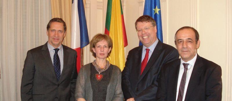 Fin de la présidence lituanienne de l'Union Européenne