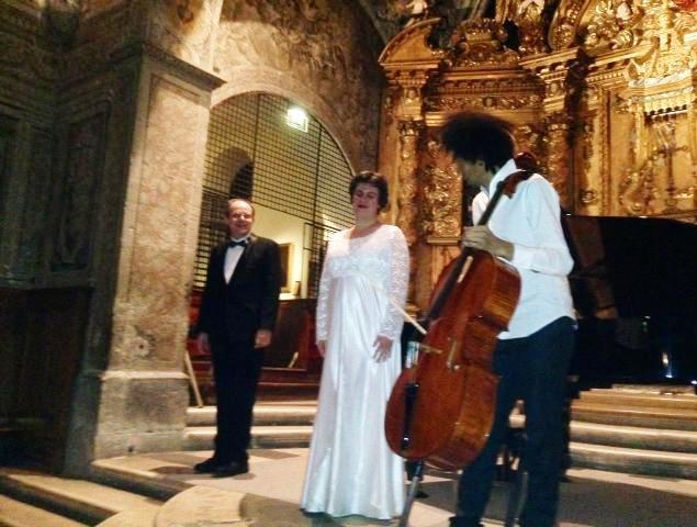 Concerto du Nouvel An de l'association Sardinia