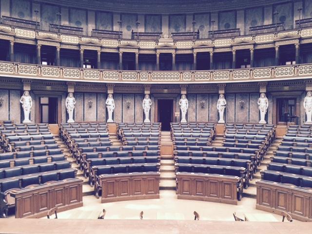 Déplacement parlementaire en Autriche 1/2 – La situation de Vienne en Europe