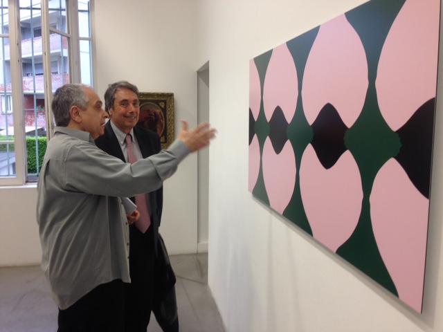 Deux belles expositions de l'artiste grenoblois Joseph Caprio