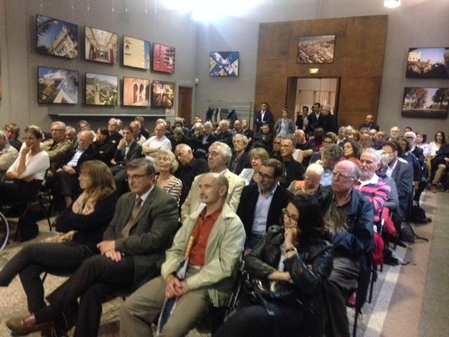 Rencontre du club « Initiatives à Grenoble » autour de Paul Petzl et Jean Souchal