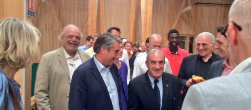 La halle de Tennis Grenoble :  un investissement nécessaire pour notre Ville