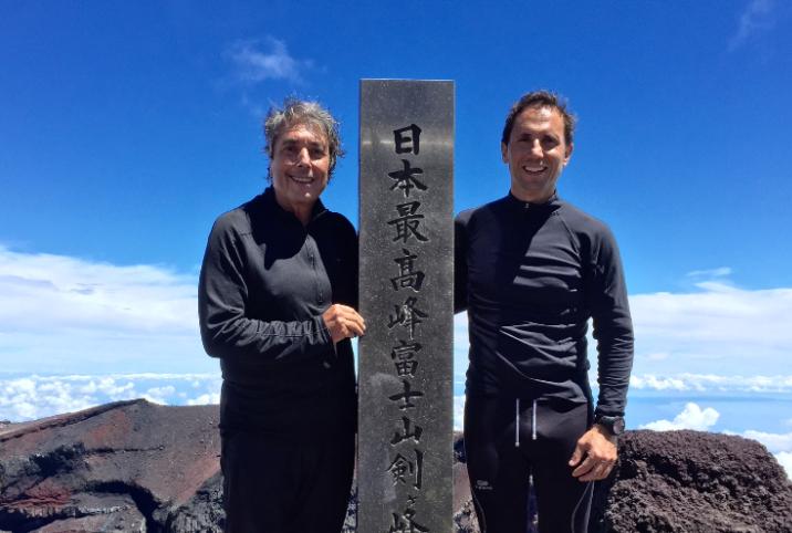 Un été au Japon 3/3 : Le Fujiyama et les Alpes japonaises
