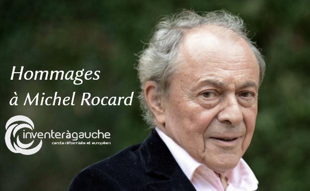 Inventer à Gauche – Hommages à Michel Rocard