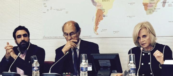 Commission des Affaires étrangères sur le Projet de loi de finances et l'Aide publique au développement