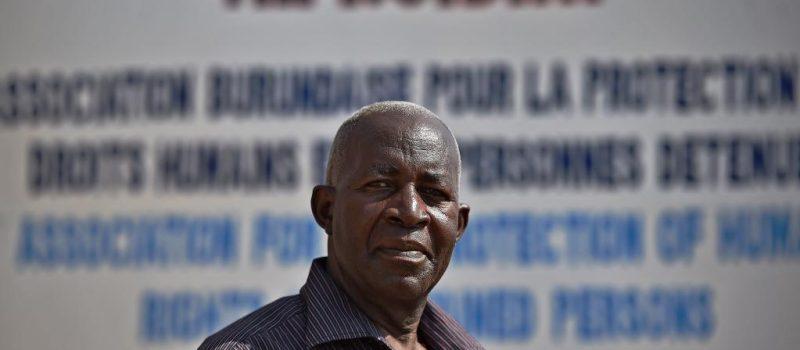 Audition de Pierre Claver Mbonimpa, sur la situation au Burundi