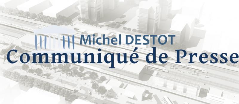 Suite à l'inauguration du Pôle d'échanges Grenoble Gares