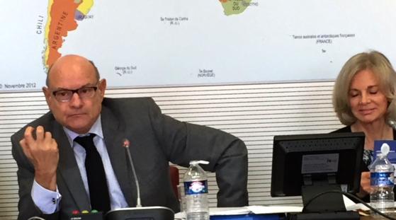 Audition de Jean-Marie Le Guen devant la Commission des Affaires étrangères
