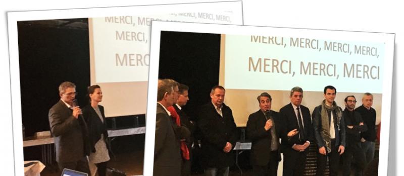 Max Gavi à l'honneur lors de la dernière Assemblée générale de Vaincre la Mucoviscidose 38