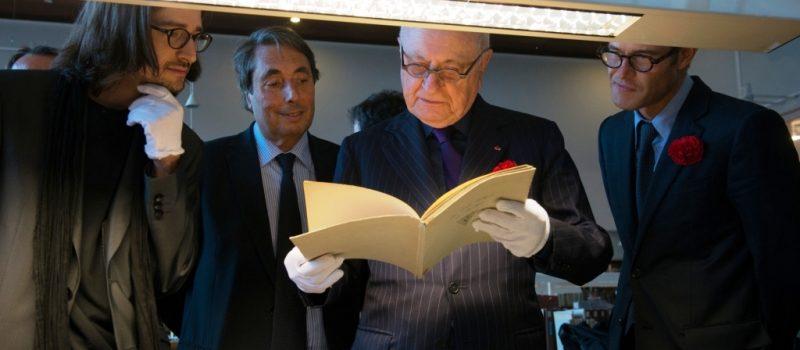 Pierre Bergé, un entrepreneur passionné, un philanthrope érudit