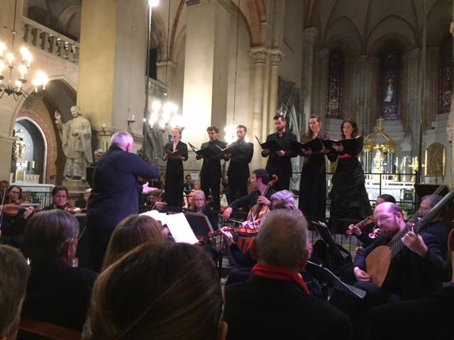 Rentrée des Musiciens du Louvre en Isère